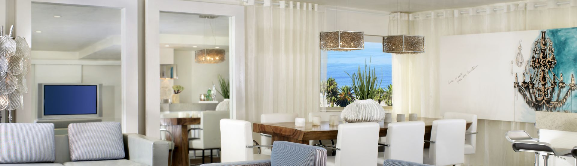 PRESIDENTIAL SUITE A REGAL CHOICE in SANTA MONICA SUITES