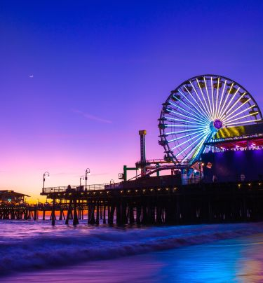 Twilight Concerts at Santa Monica Pier